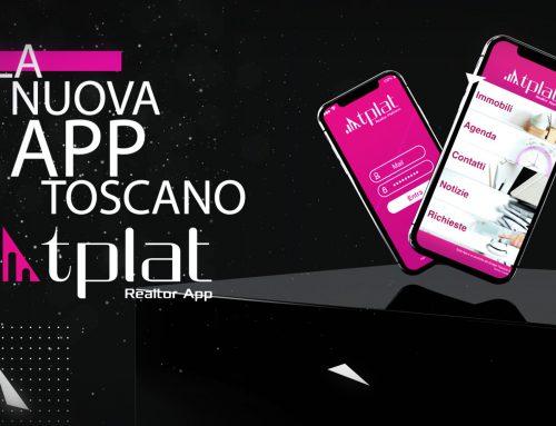 TPlat Realtor App: la novità del mondo Toscano