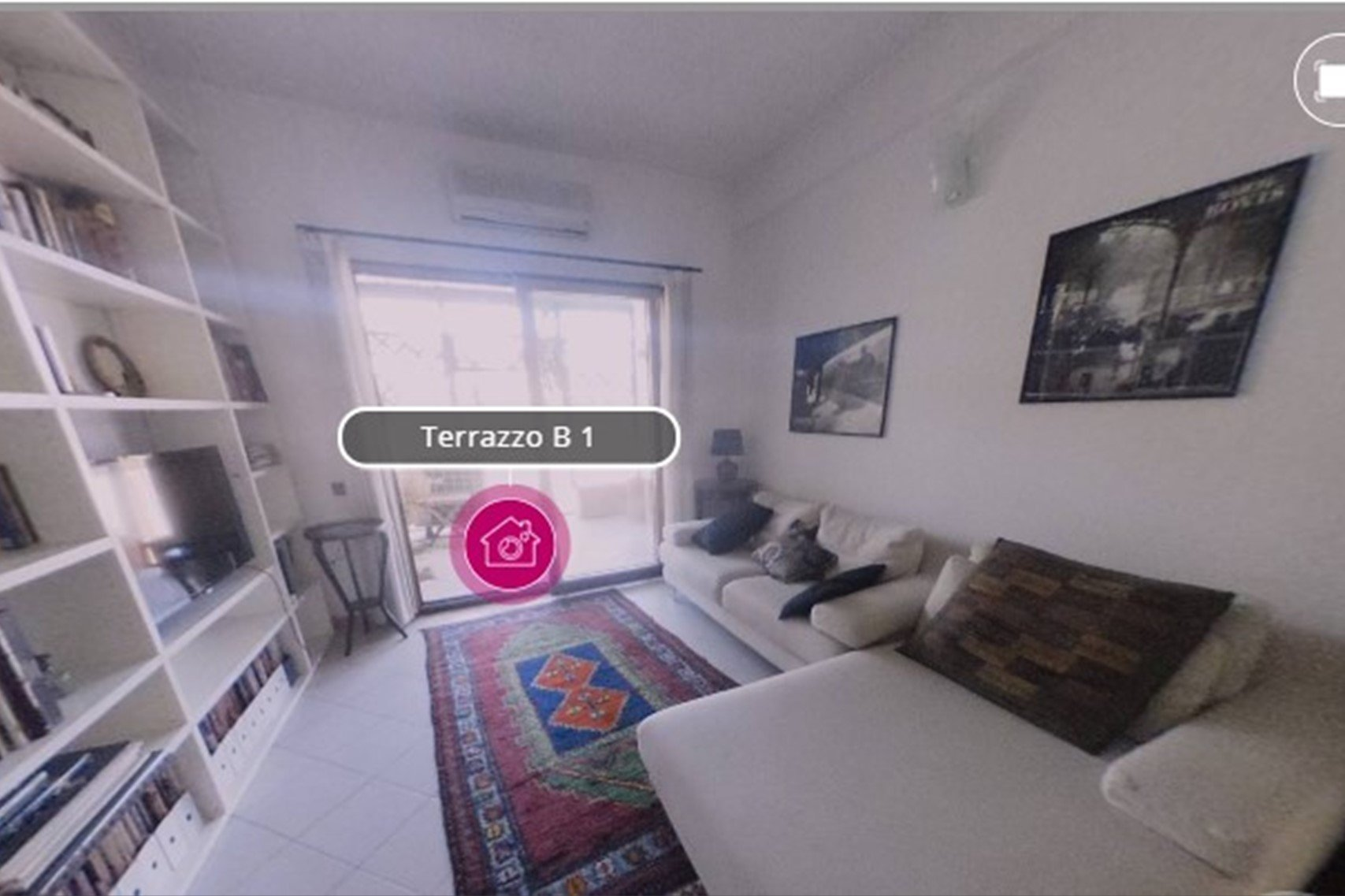 video visita e virtual tour toscano