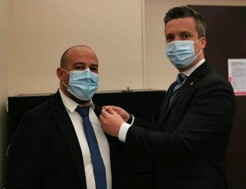Nuovo stagista nell'agenzia Toscano Como Centro